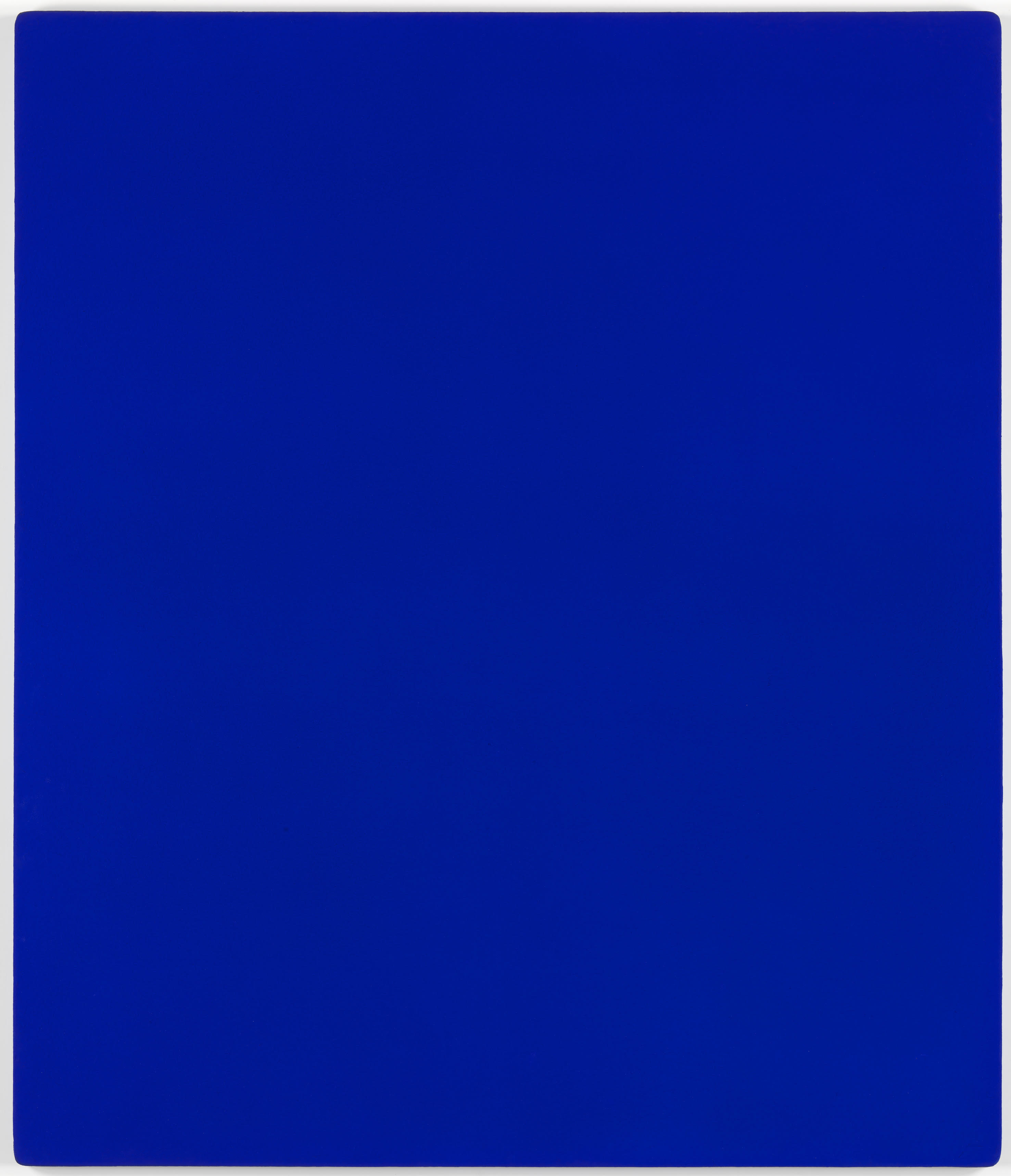 ©Yves Klein, ADAGP, Paris/ DACS, London, 2016